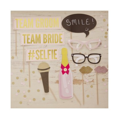 Wedding - Photo Booth Kit
