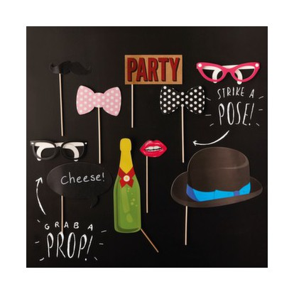 Party - Photo Booth Kit
