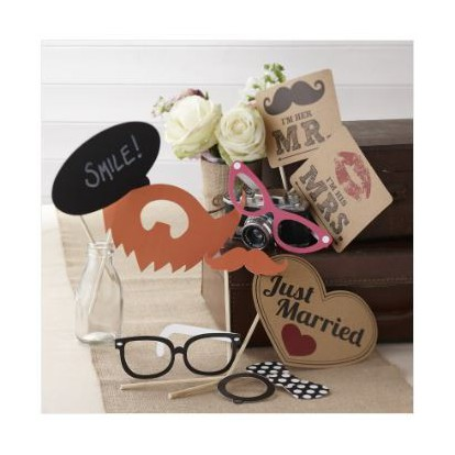 Vintage Affair - Photo Booth Kit