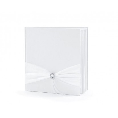 Wedding Guest Book diamant
