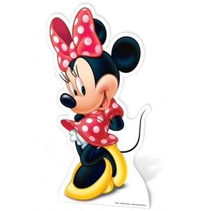 Minnie Mouse Cutout - MINI