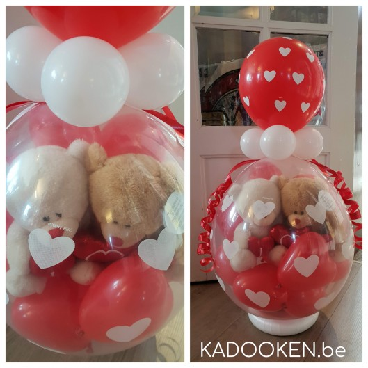 Geschenkballon - Happy Valentine's Day