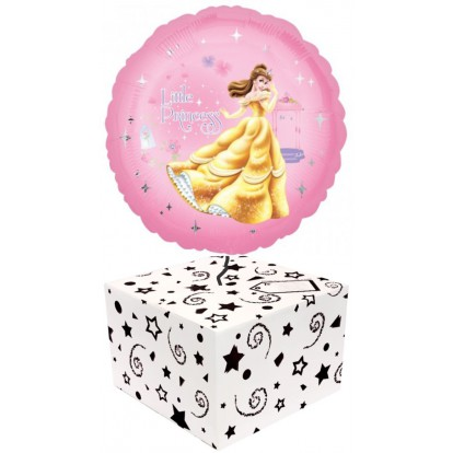Ballonpost - Folieballon Little Princess